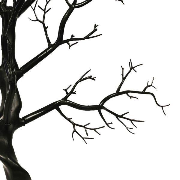 Photo of plastic tree branches